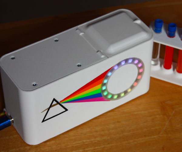 Science With Rainbows! - Spectrophotometry
