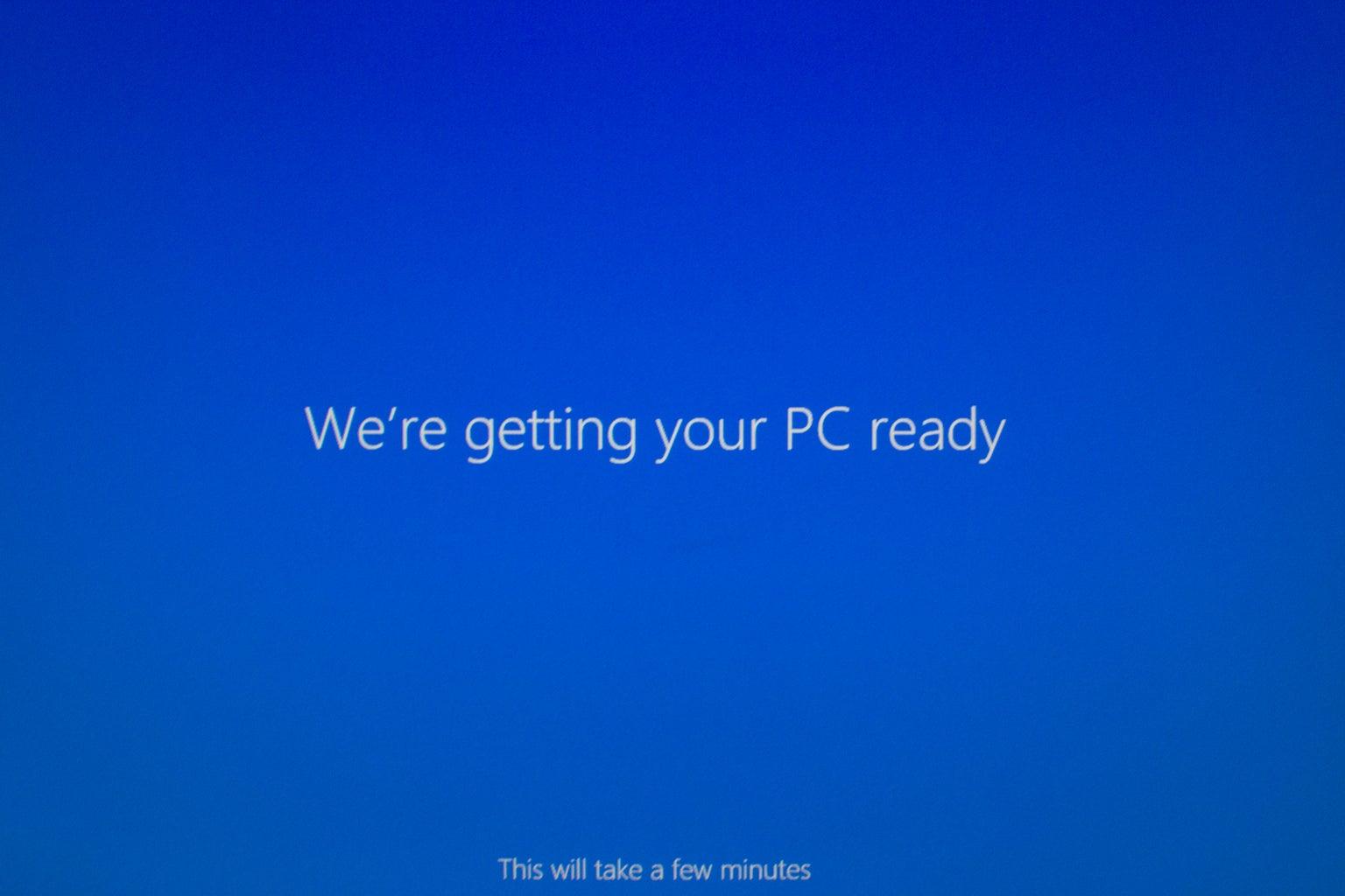 Configure Windows Settings