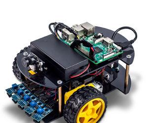 Raspberry Pi Robot Car Lesson 1: Basic Framework Installation