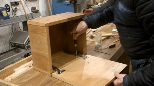 Putting the Cabinet Back Together