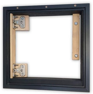 Construction Modern Case Wall Mounting
