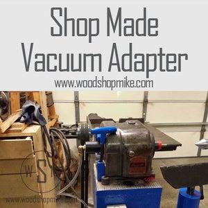 Adding a Vacuum Chucking System