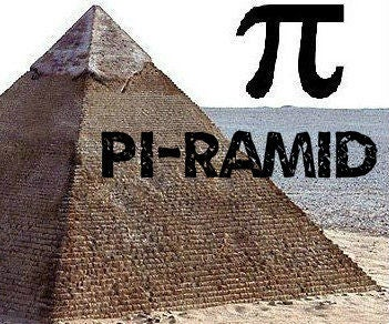 Build Mini Great Pyramid Based on Pi : 4 Steps - Instructables