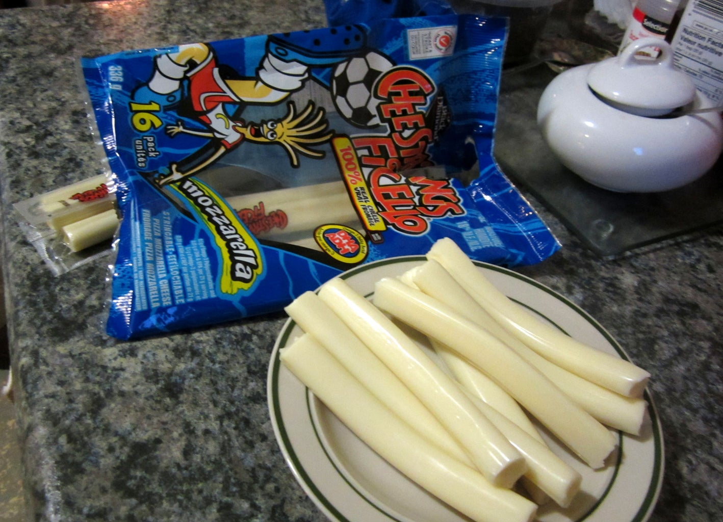 Stuff That Crust!