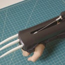Bionic Wolverine Claws