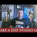 Make a LED video/Photography studio light pannel for $35