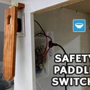 Safety Paddle Switch