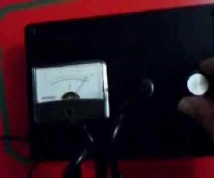 1.3-15V Analog Power Supply