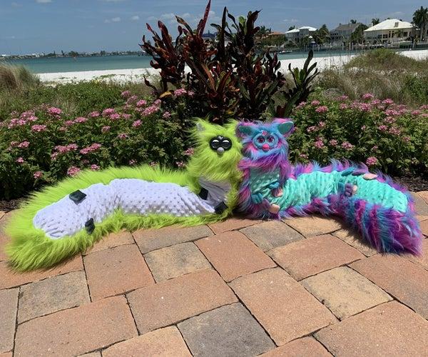 Long 2012 Furby