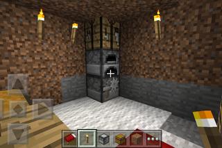 Basic Minecraft Underground Room 8 Steps Instructables