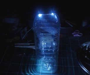 LED Water Bottle