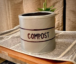 Easy Compost Collector