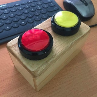 Zoom Meetings Physical Mute Button