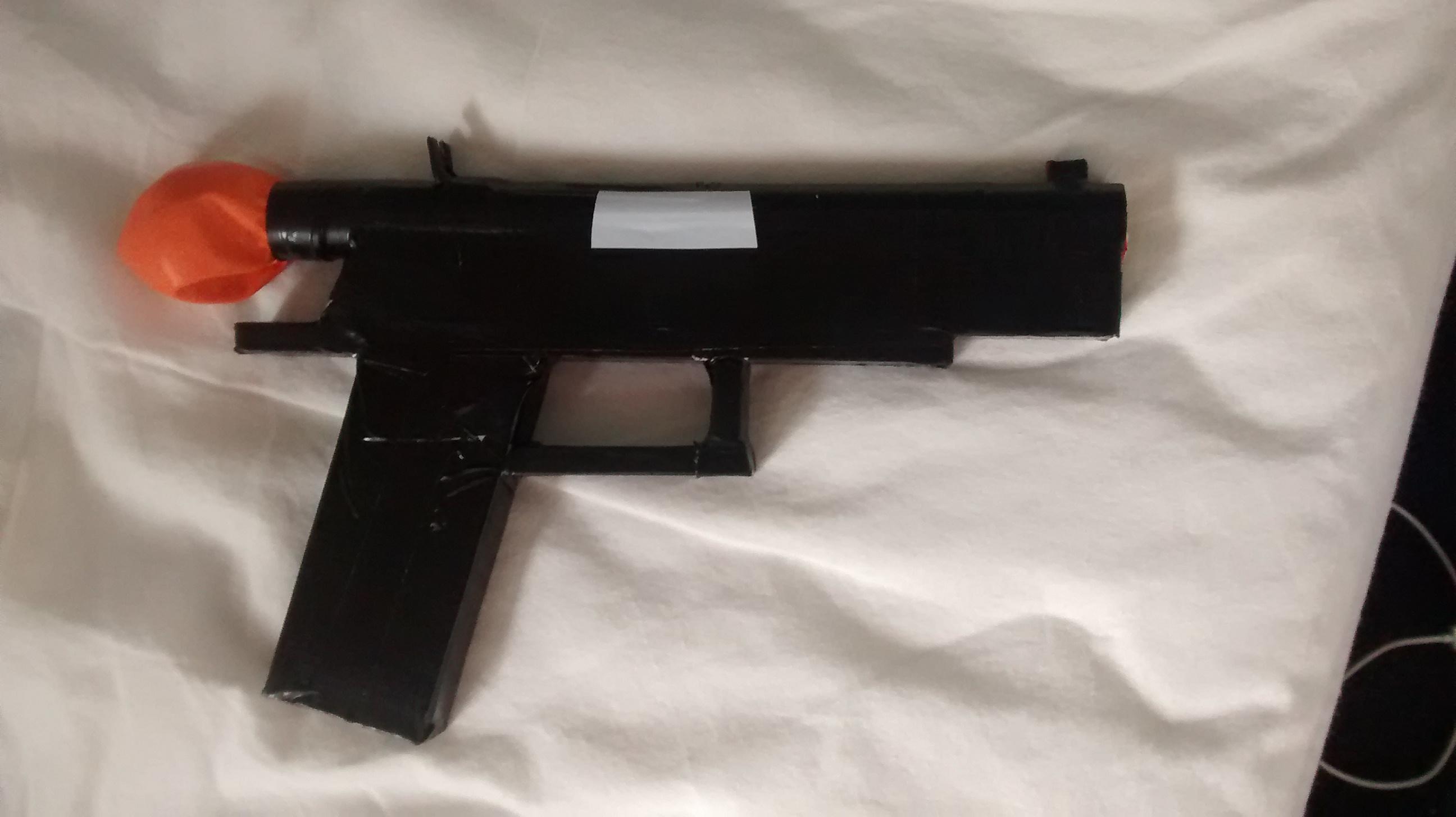 how to make an easy realistic bb gun