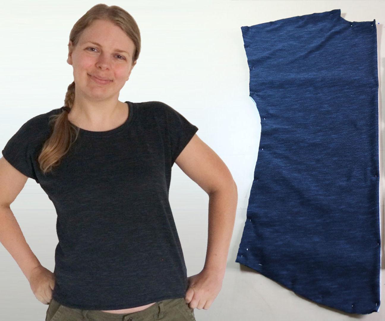 Simple Stretch Shirt