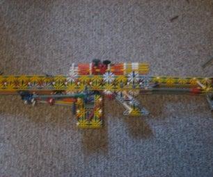 Knex AR-12 Prototype Ll Modded
