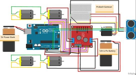 Circuit Diagram: