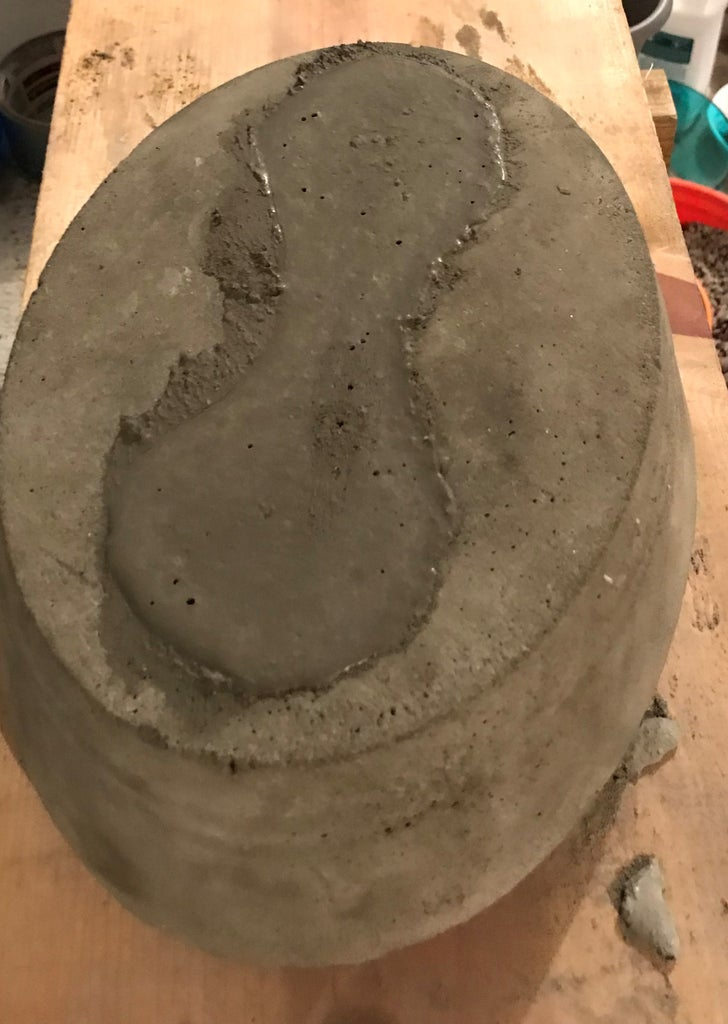 Prep the Form and Cast Again