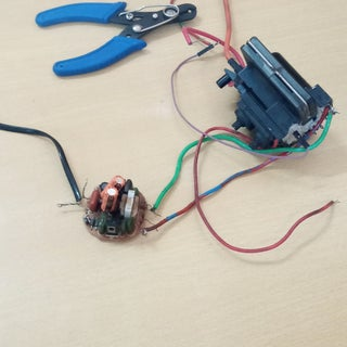 MAKE a HIGH VOLTAGE SUPPLY IN 5 MINUTES