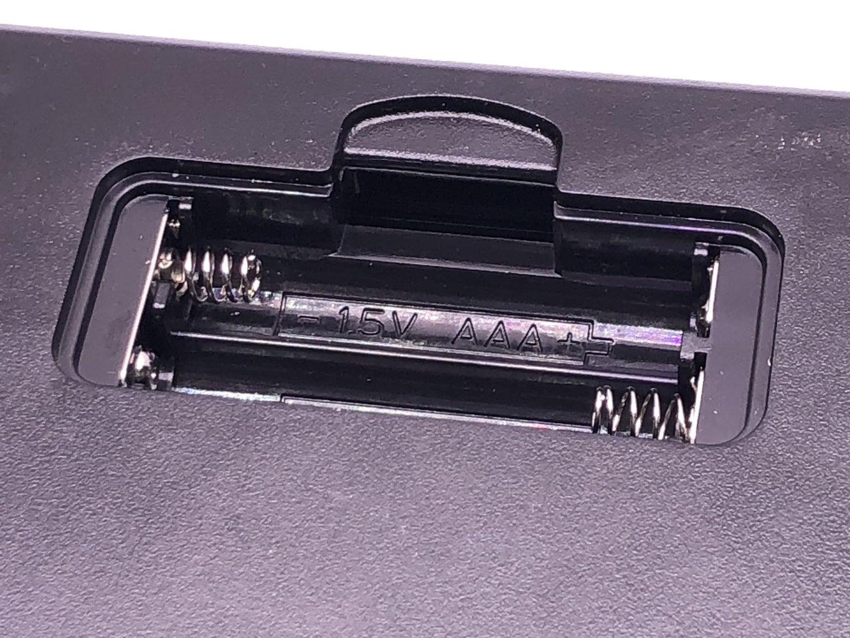 Installing the Forever Batteries