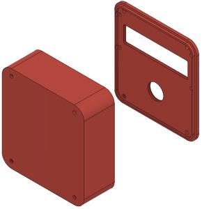 My Custom 3D Printed Enclosure!