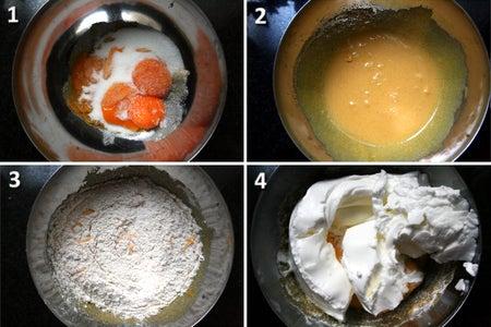 Sponge Cake (classic Genoise Sponge Cake)