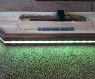 Charging Shelf..... With LEDs