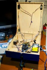 GigginoBot 2.0: Arduino Powered Robot