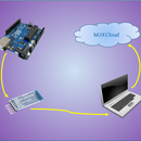 Uploading Data to M2X Cloud with HC-05 Bluetooth Module