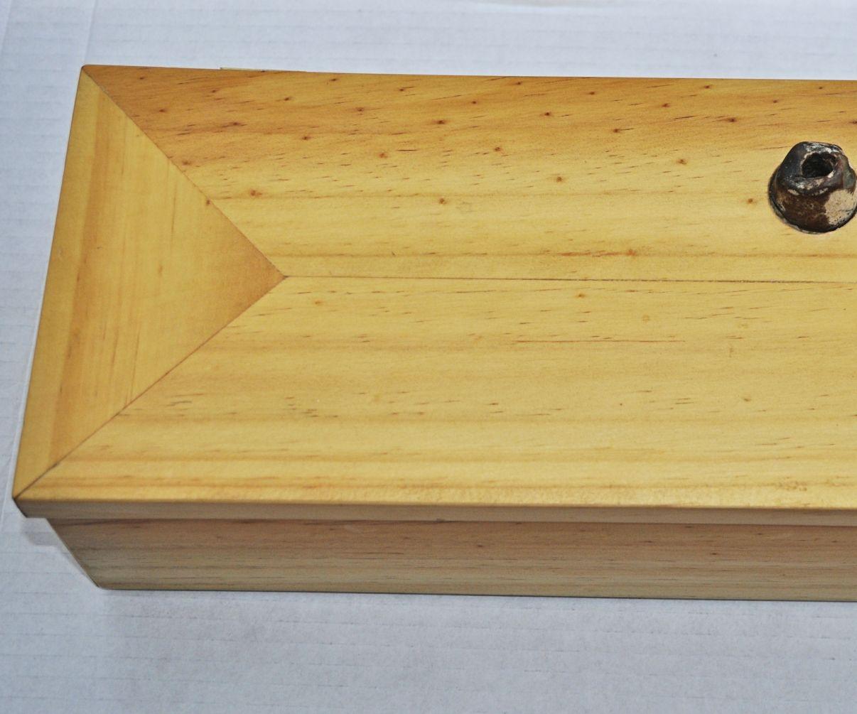 Pallet wood Jewel box