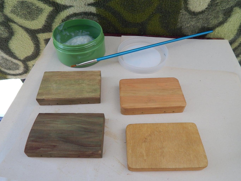 Wax Polishing