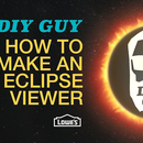 How to Make a Solar Eclipse Viewer - DIY Guy