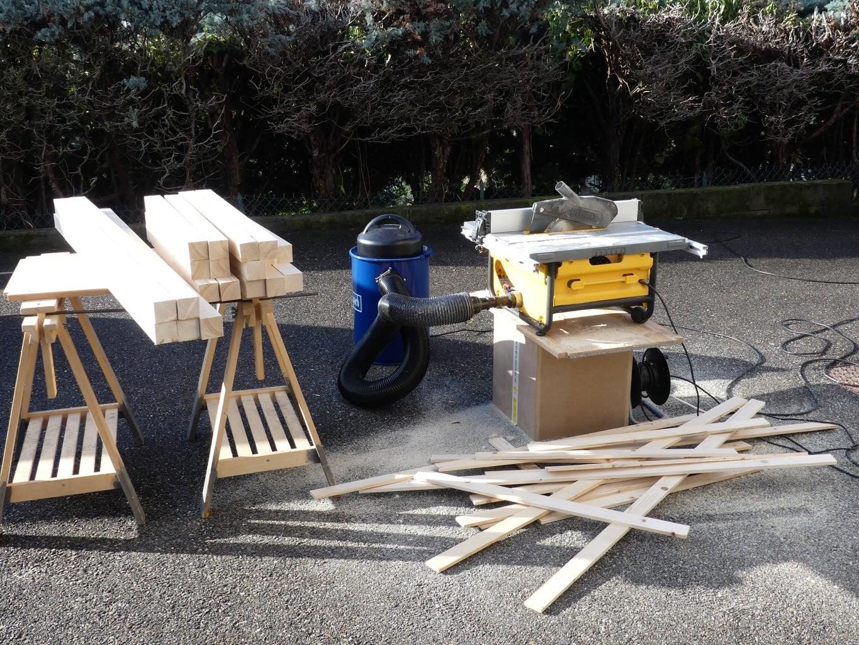 Make the Timbers Square!