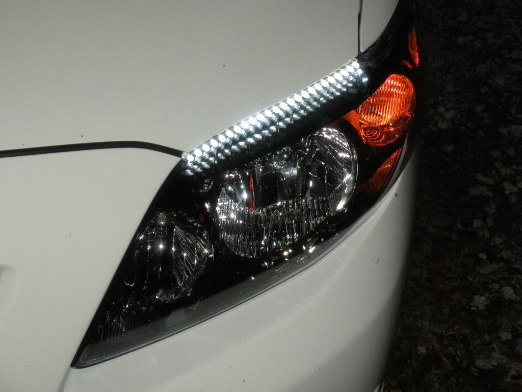 Easy Guide to Install Flexible LED Strips Over Headlights