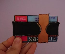 Smallest Wallet on Earth (coins+notes+cards)
