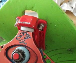 Custom Longboard Pivot Cup