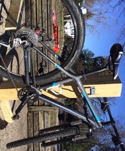 DIY Bike Stand !
