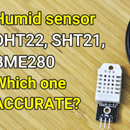 Humidity Sensor Calibration