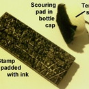 DIY ID Protection Stamp