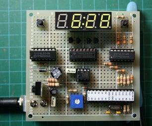 60Hz Arduino Clock