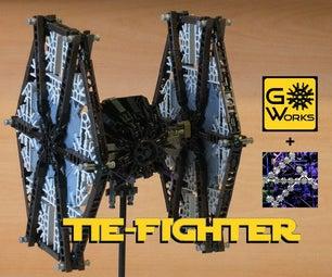 K'NEX Star Wars TIE-Fighter