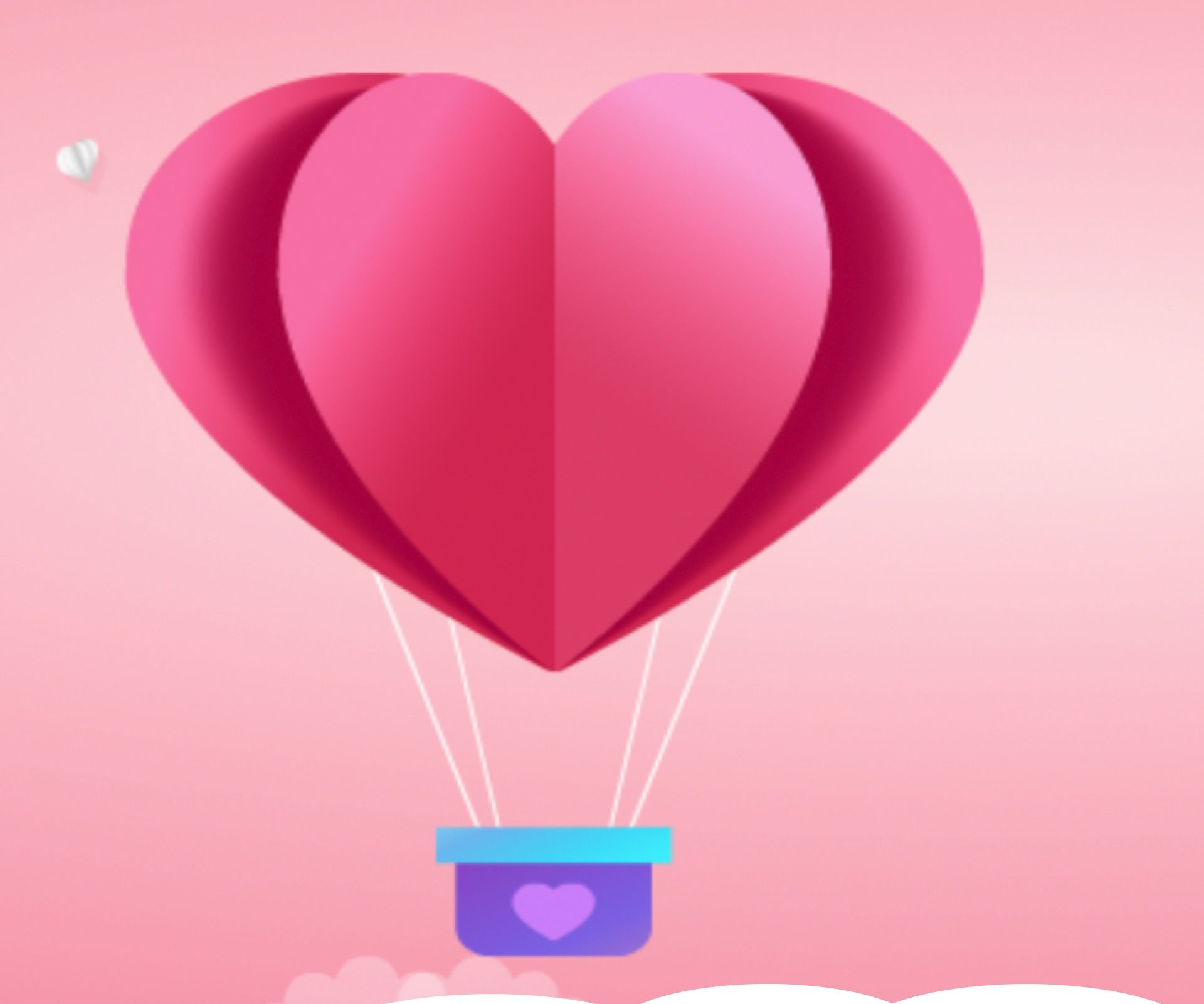 Love Is in the Air   Happy Valentine's Day   Cute Animation
