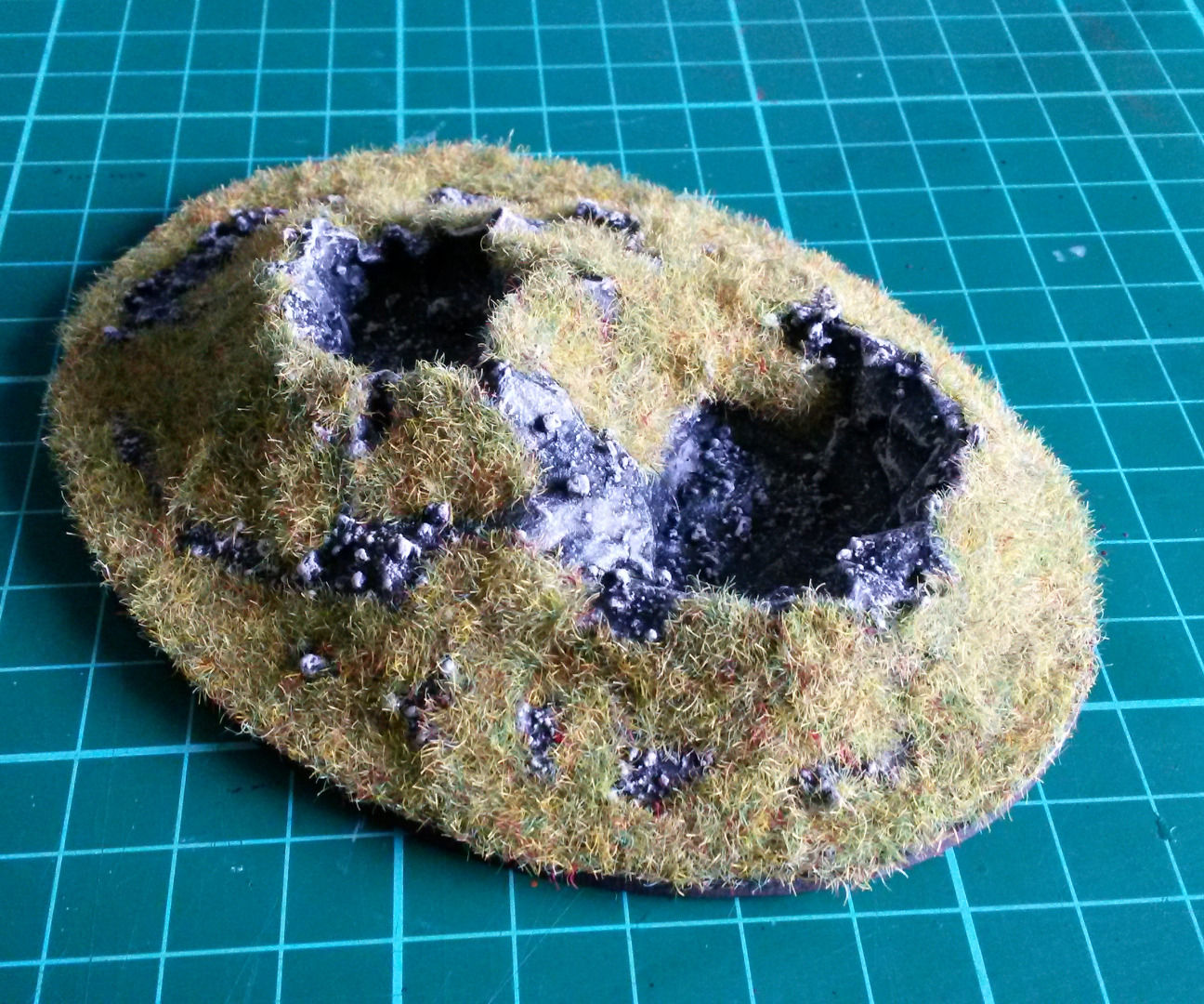 Crater Terrain
