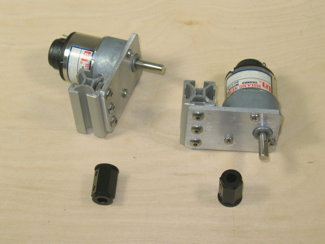 DC Motor Option