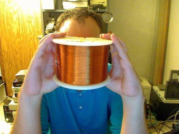Best Way to Strip Magnet Wire