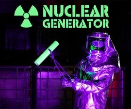 DIY Nuclear Generator