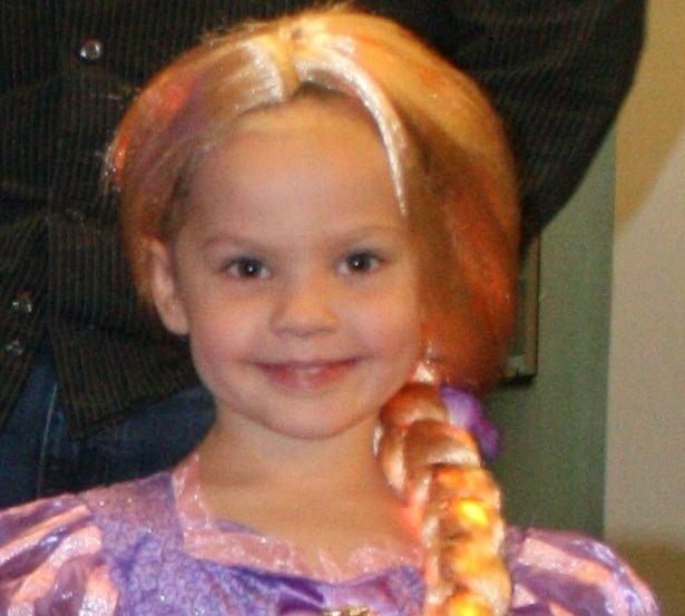 LED Animated Glowing Rapunzel Hair