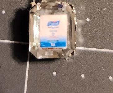 Making Tiny  Hand Sanitizer