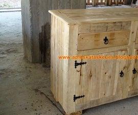 Pallet Sideboard