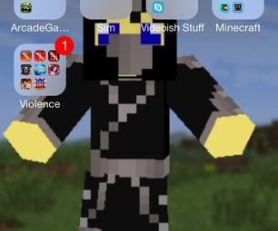 Minecraft Skin Wallpapers